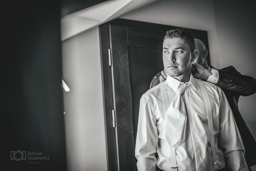 Fotograf ślubny Adrian Gudewicz (gudewicz). Zdjęcie z 08.04.2016