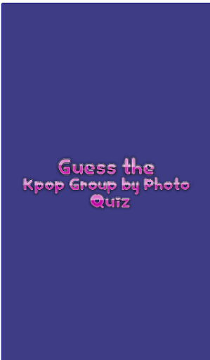 Guess the Kpop Group by Photo Quiz android2mod screenshots 5