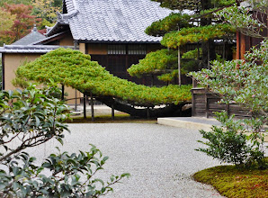 Photo: Best Zen dry garden (Kinkakuji Temple)