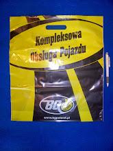 Photo: BG Poland DKT ld blysk Flekso Pantone Zolty i Czarny Apla Pasowanie od 5000 szt Motoryzacja