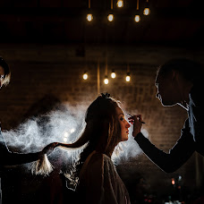 Wedding photographer Anastasiya Mikhaylina (mikhaylina). Photo of 17.10.2018