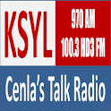 KSYL Talkradio icon