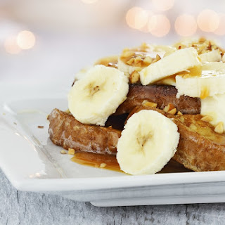 Spiced Gingerbread French Toast (optionally Gluten-Free)