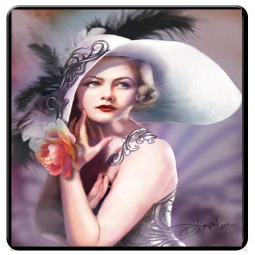 Fantasy Women wallpaper (app)