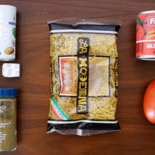 Mexican Fideo Recipes.