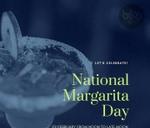 National Margarita Day : Blos Cafe