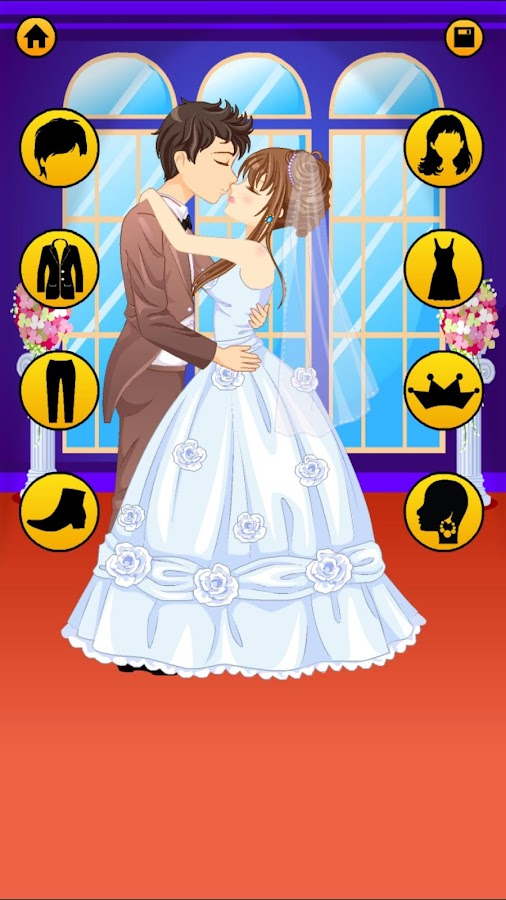 kissing and sex dress up games
