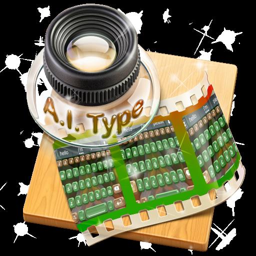 摘要鏡 AiType 皮膚Pífū 個人化 App LOGO-硬是要APP