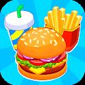 Burger Cafe icon
