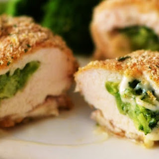 Cheese-y Please Broccoli Stuffed Chicken