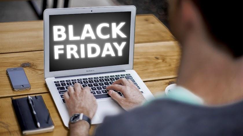 El Black Friday se celebra en tiendas físicas y digitales el próximo 27 de noviembre.