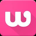 왓챠(WATCHA) - 영화, 도서, TV 시리즈 추천 앱 icon