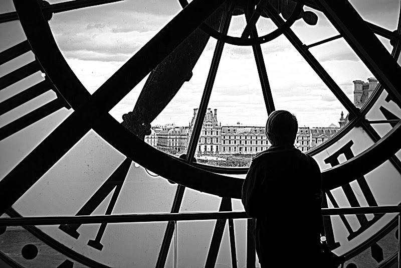 Musée d'Orsay: Il quadro è fuori. La cornice il museo. di eugenia_feruglio