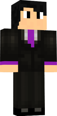 William Afton (Purple guy), this skin is from the enchantedmob's animation