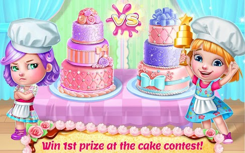 Real Cake Maker 3D – Bake, Design & Decorate 4