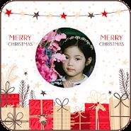 Merry Christmas Photo Frames APK icon