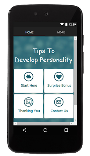 Tips To Develop Personality