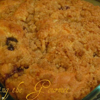 Easy Blueberry Crumb Cake