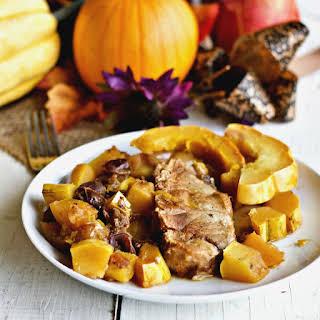 Slow Cooker Pork Dinner.