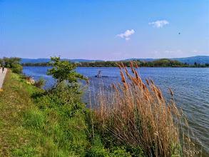 Photo: Das ganze findet an der schönen, blauen Donau statt.