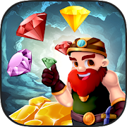 Game Ultimate Gold Rush: Match 3 APK for Windows Phone