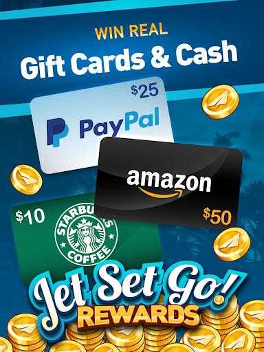Jet Set Go Rewards: Win Cash & Gift Cards  screenshots 6