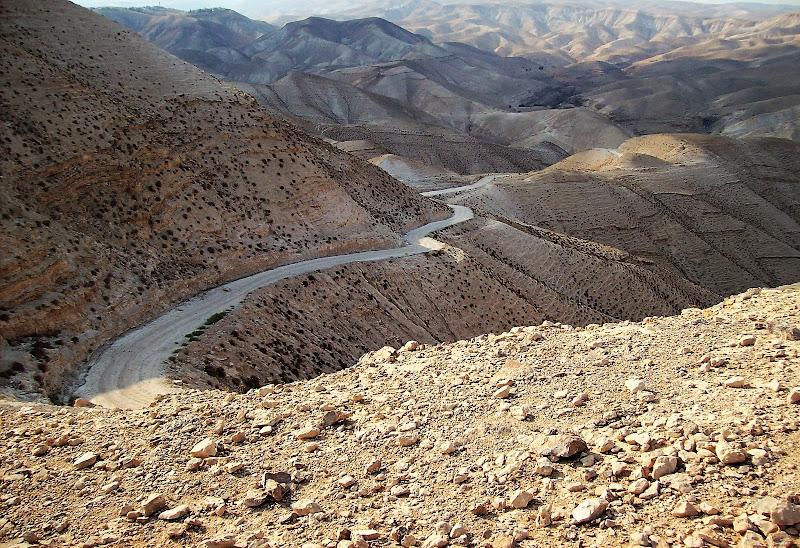 Viaggio nel deserto di adimar