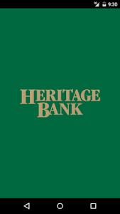 Heritage Bank Marion screenshot 0