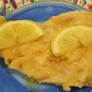 Lemon Chicken Scallopine