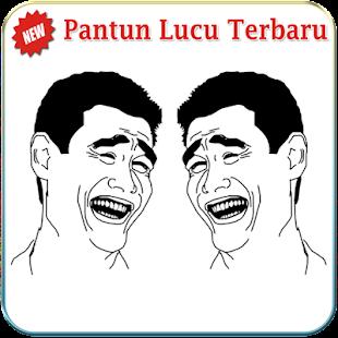 Pantun Lucu Gokil Terbaru screenshot