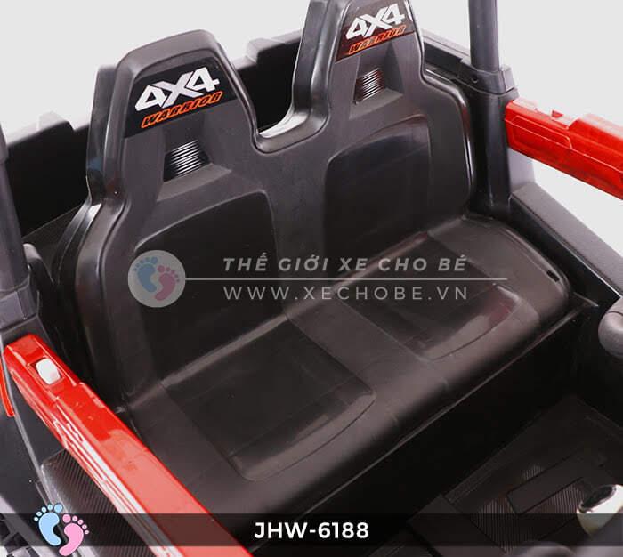 Xe ô tô điện cho bé 4 động cơ JHW-6188 9
