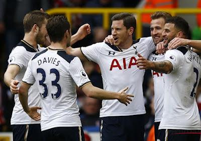 Tottenham vs Watford: 3 Belgian Spurs titulaires, Kabasele sur le banc