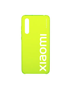 Backcase Xiaomi original Mi A3 Hard Case Fluorescent Green