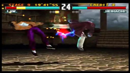 PS Tekken 3 Mobile Fight Game Tips screenshots 2