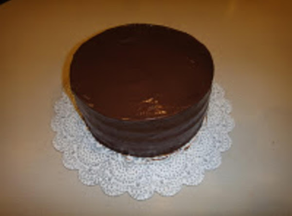 Chocolate Cake With Dobash Frosting Recipe
