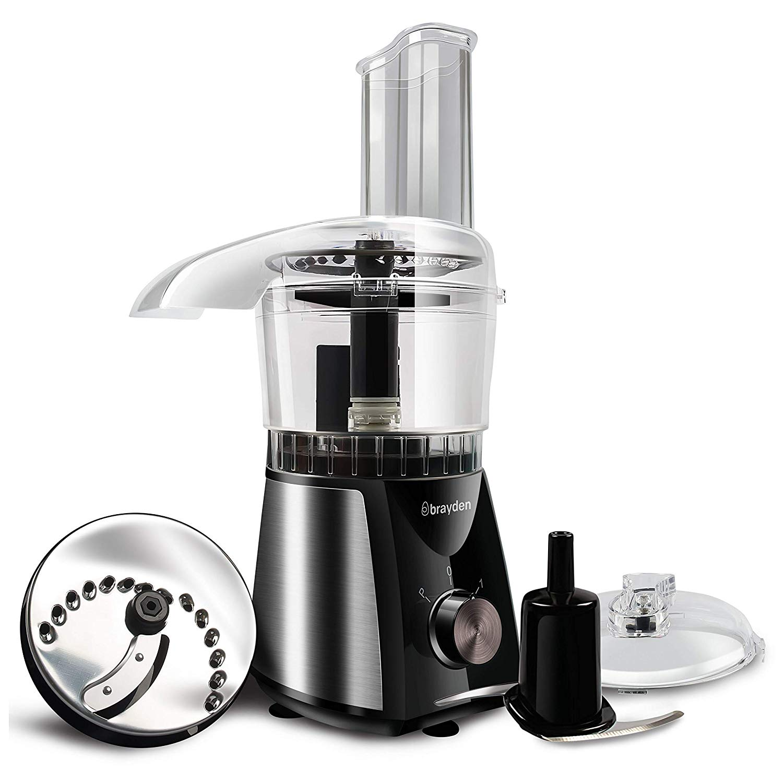 Brayden Intellio 2.0 Food Processor 300 Watt Motor