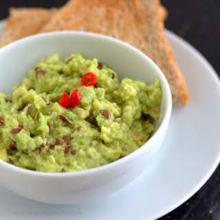 How To Make Avocado Dip Spread.