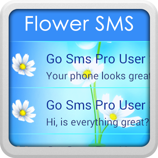 GO短信加强版花 個人化 App Store-愛順發玩APP