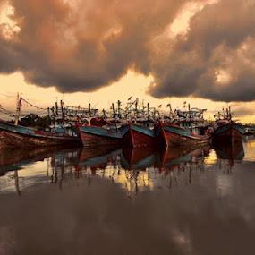 by Joel Mochammad - Landscapes Waterscapes