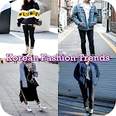 Korean Fashion Trends Collection Android APK Download Free By EMDE