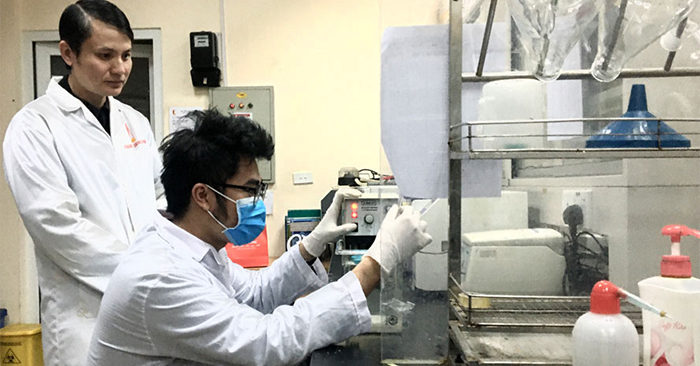ĐH Bách Khoa Hà Nội phát triển thành công kit thử virus Vũ Hán chuẩn châu Âu - Ảnh 2