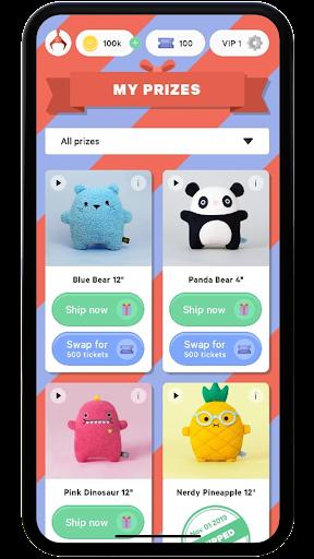 Winner Winner Live Arcade - Real Claw Machines 1.4.0 screenshots 4