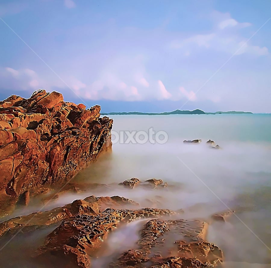 by Mohd Shahrizan Taib - Landscapes Waterscapes
