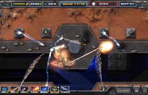Tower defense-Defense legend 2 3.0.2 androidappsheaven.com 17