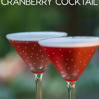 Mr. Cranberry Cocktail