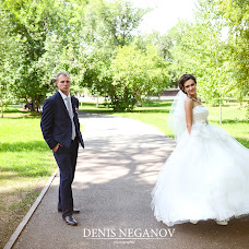 Wedding photographer Denis Neganov (neggano). Photo of 14.10.2015