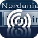 Nordania GPS icon