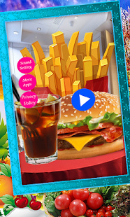 Tải Game Crazy Burger Maker !