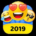 Smiley Emoji Keyboard - GIF, Emoji, Keyboard Theme download