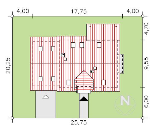 BW-44 wariant 1 - Sytuacja